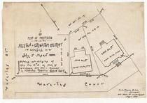 John F. Mead 1871, Allston 1890c Survey Plans